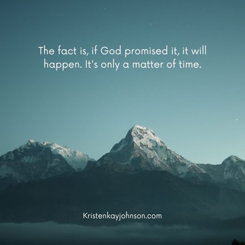 Our God is a Promise Keeper
