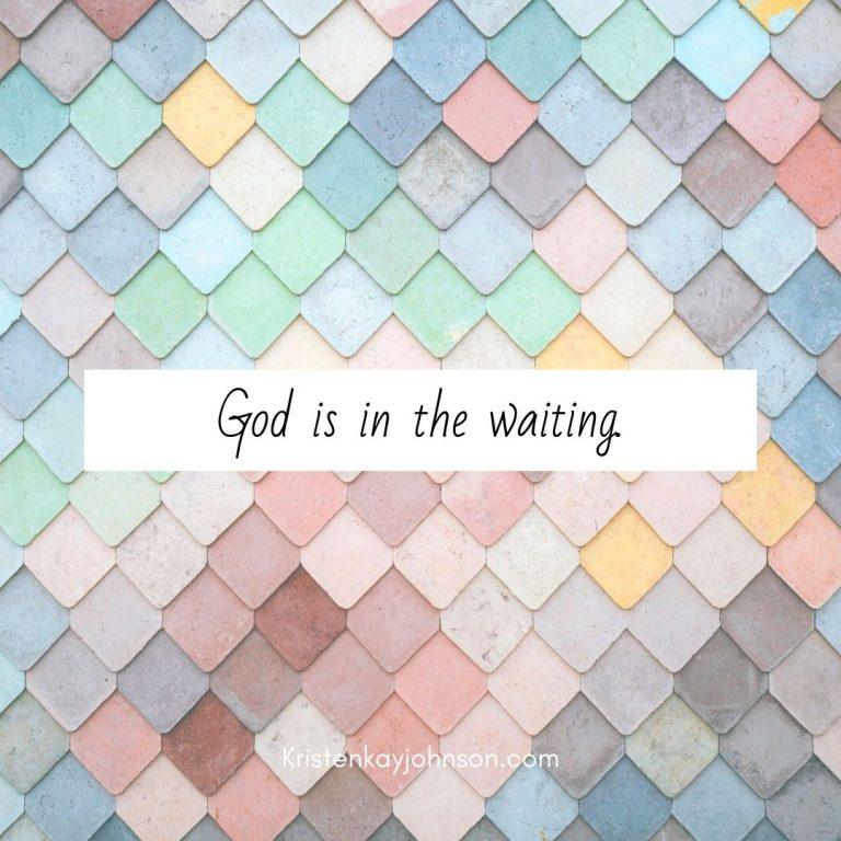 god, waiting, presence