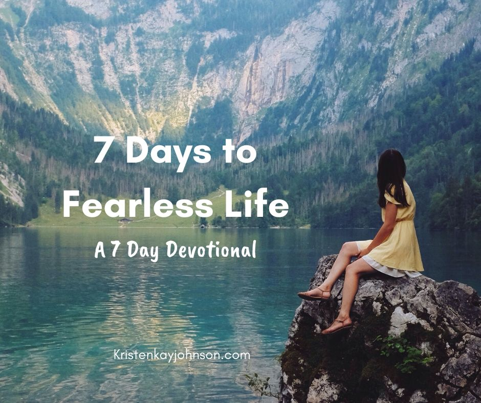 fearless life, devotional