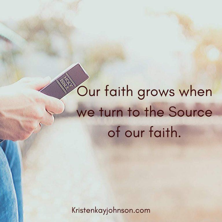 God is the Best at Surprises