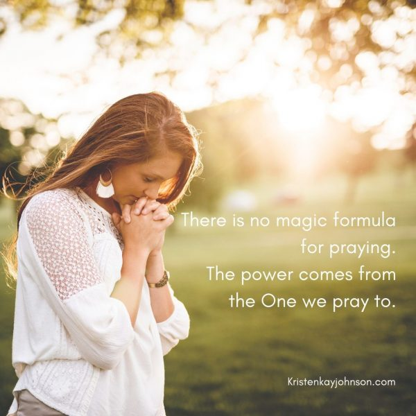 Why is it so Hard to Pray?