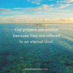The 20 year Prayer (A story of God's Faithfulness)