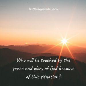 grace, glory, god