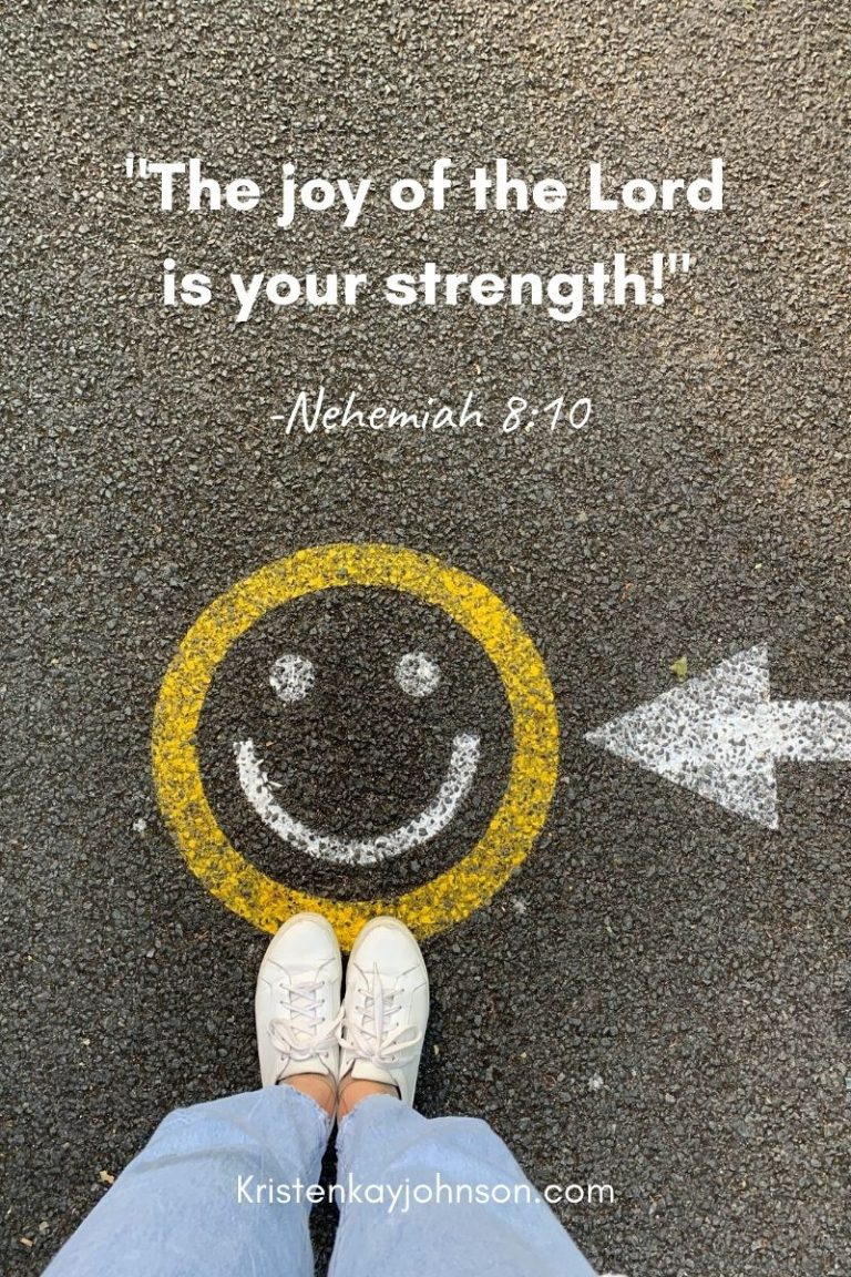 The Joy of the Lord is Our Strength…What Does that Mean Exactly?
